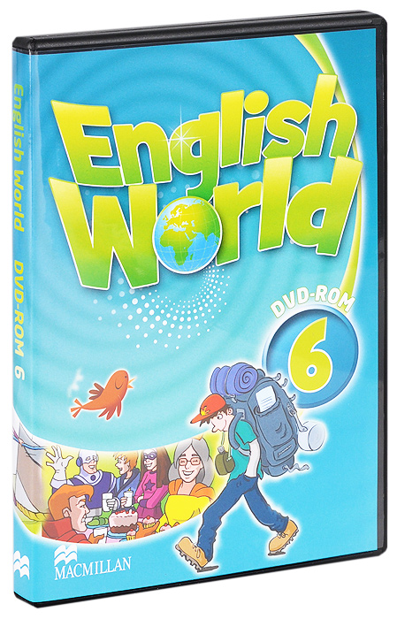 English World 6: DVD-ROM use of role plays in teaching english in primary schools