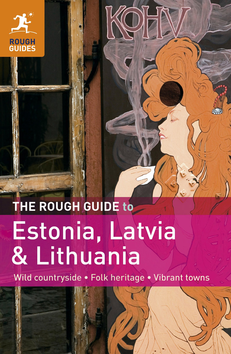 The Rough Guide to Estonia, Latvia & Lithuania supra is 9700 href page 4 page 5 page 3