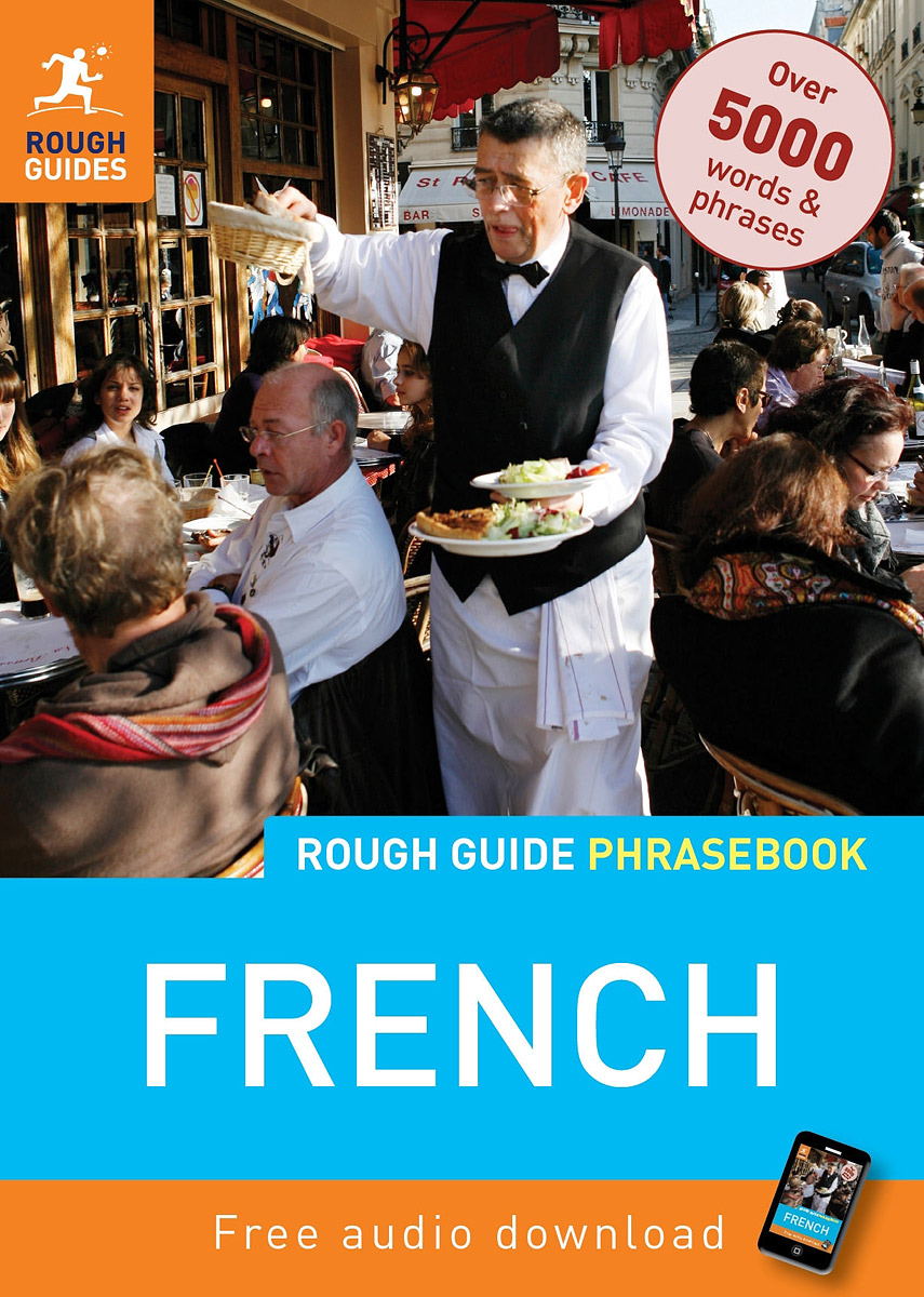 Rough Guide French easy learning speak french with cdx2