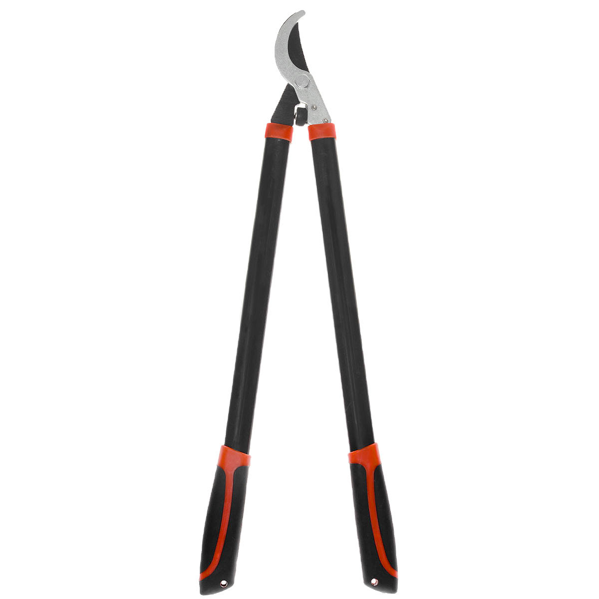 Сучкорез FIT, 720 мм. 7712077120Сучкорез FIT выполнен из высокопрочной инструментальной стали. Для удобства работы предусмотрены длинные ручки с пластиковыми прорезиненными накладками. Лезвия сучкореза с тефлоновым покрытием остро заточены. Сучкорез предназначен для обрезания тонких веток и корней. Характеристики:Материал: сталь, пластик, резина. Общая длина сучкореза: 72 см. Длина лезвий: 7,5 см.