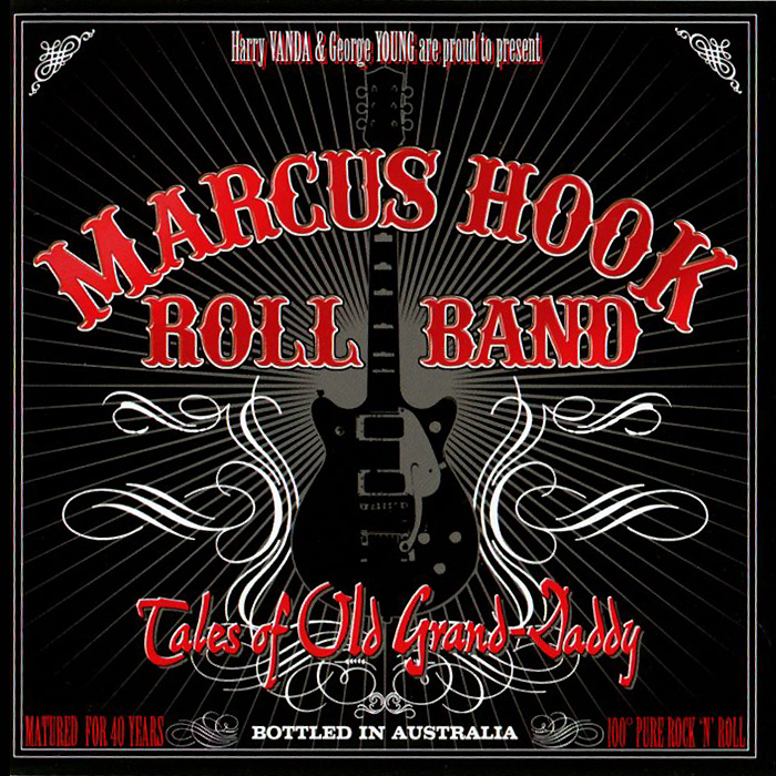 Marcus Hook Roll Band Marcus Hook Roll Band. Tales Of Old Grand-Daddy