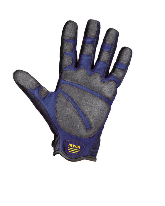 Перчатки Irwin для работ в тяжелых условиях. Размер L irwin cordless