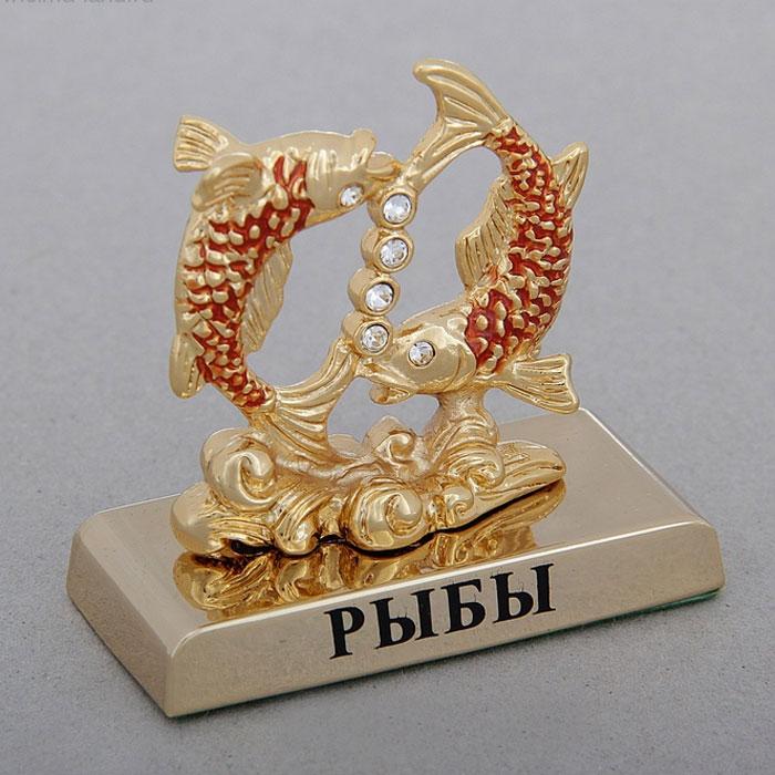 Фигурка сувенирная Знак зодиака Рыбы. 798585798585