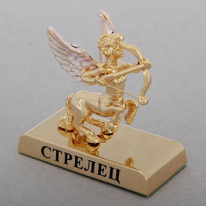 Фигурка сувенирная Знак зодиака Стрелец. 798582 фигурка сувенирная знак зодиака рыбы 798585