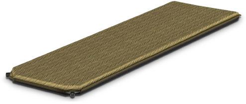 Коврик самонадувающийся Alexika Comfort Plus, цвет: оливковый. 9362.00079362.0007Самонадувающийся коврик Alexika Comfort Plus изготовлен из вспененного синтетического материала пенополиуретан (по виду напоминает поролон), помещенного в оболочку из ткани, покрытой тонкой пленкой TPU (TPU - термопластичный полиуретан, ламинирующий ткань и обеспечивающий водо- и воздухонепроницаемость). По углам туристического коврика расположены один или два воздушных клапана, а все его элементы склеены под давлением. В итоге получается коврик с прекрасными теплоизоляционными свойствами, обеспечивающий высочайший комфорт сна.Достаточно открыть воздушный клапан, и вспененный материал внутри коврика начнет разжиматься как пружина, насыщаясь воздухом. Через несколько минут можно закрыть клапан, и самонадувающийся коврик готов к использованию. Часто внутри наполнителя прорезаны воздушные каналы. Это позволяет не только уменьшить вес, но и облегчает сворачивание и надувание, так как воздух по каналам быстрее распространяется. Обратите внимание, что для удобства упаковки на заводе коврики сдуваются специальной машиной. Поэтому перед использованием необходимо открыть клапан, развернуть ваш самонадувающийся коврик по всей длине и оставить его на пару часов. После того как наполнитель восстановится, надо немного поддуть его, закрыть клапан и можно приступать к эксплуатации. При регулярном использовании ваш коврик будет восстанавливать свою форму значительно быстрее. Самонадувающийся коврик будет служить вам верой и правдой долгое время, если выполнять несложные правила.