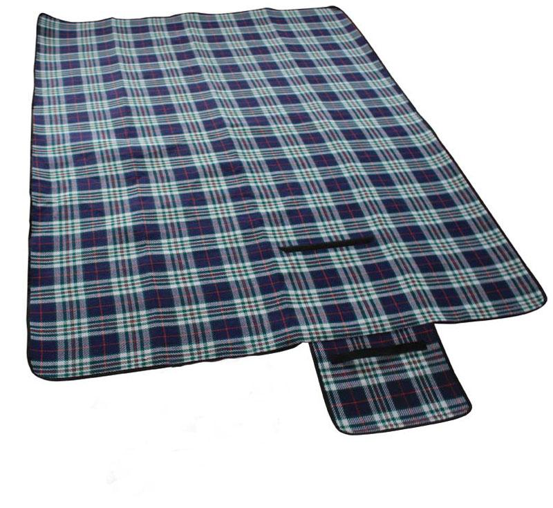 Коврик для пикника TREK PLANET Picnic Mat, цвет: синий