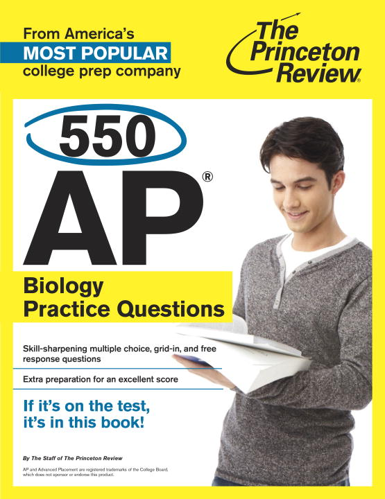 550 AP BIOLOGY PRACTICE QUESTI murray shukyn ged test for dummies quick prep