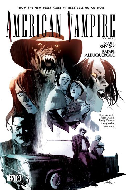 American Vampire Vol. 6 simone gail the movement vol 1