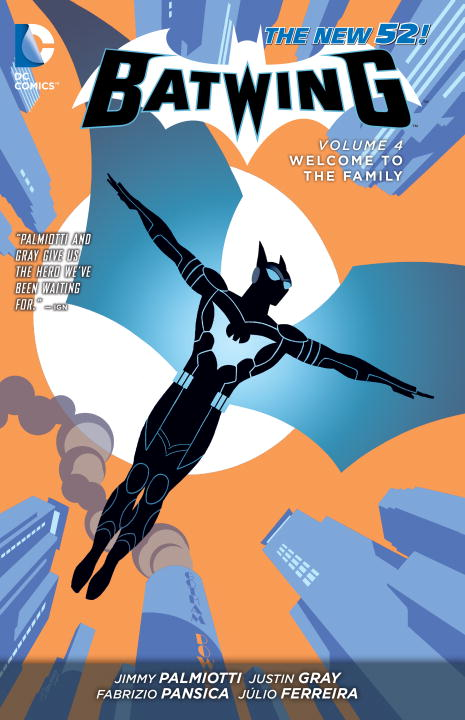 BATWING VOL. 4 oliver simon fbp federal bureau of physics vol 4