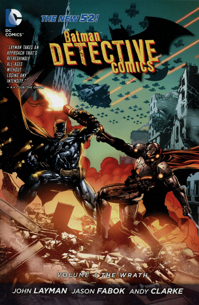 Batman: Detective Comics: Volume 4: The Wrath batman detective comics vol 3 emperor penguin the new 52