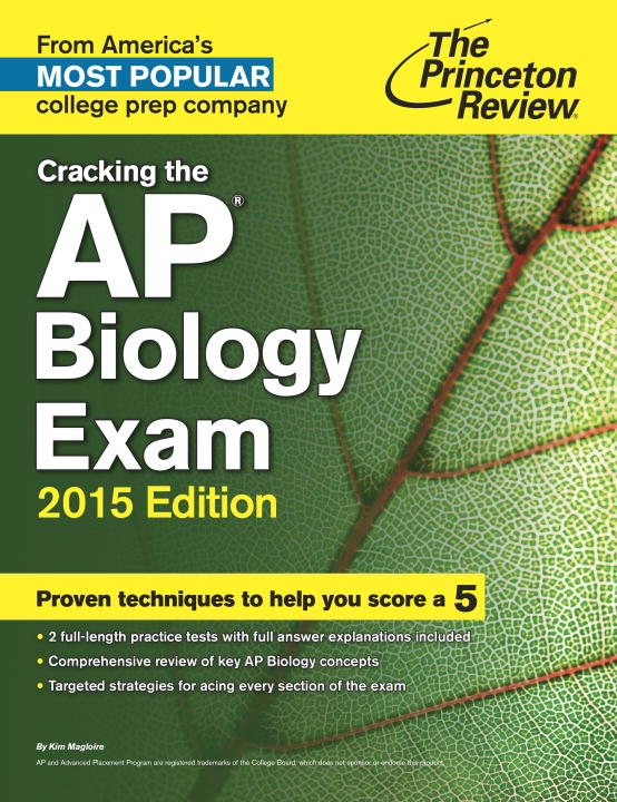 CRACK AP BIOLOGY 2015