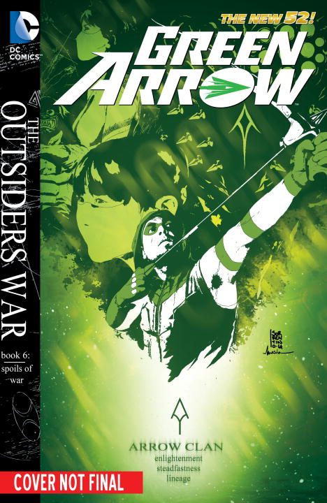 GREEN ARROW V5: OUTSIDERS green arrow vol 1 the death and life of oliver queen rebirth