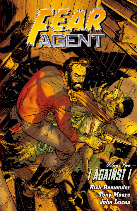FEAR AGENT VOL. 5 lanning andy new mutants
