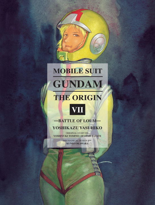 Mobile Suit Gundam: The Origin, Volume 7: Battle of Loum herbert george wells the war of the worlds