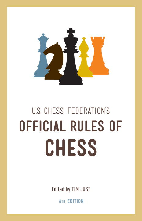 OFFICIAL RULES OF CHESS 6ED the rules of modern policing 1973 edition