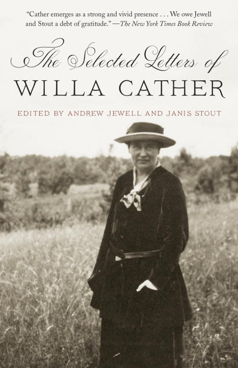 SELECTED LETTTERS OF WILLA C the letters of the republic – publication