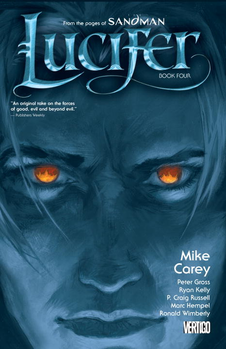 Lucifer: Book Four b p r d hell on earth volume 6 the return of the master