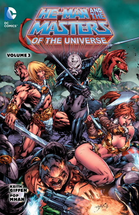 MASTERS OF THE UNIVERSE V3 marvel masters the art of john byrne