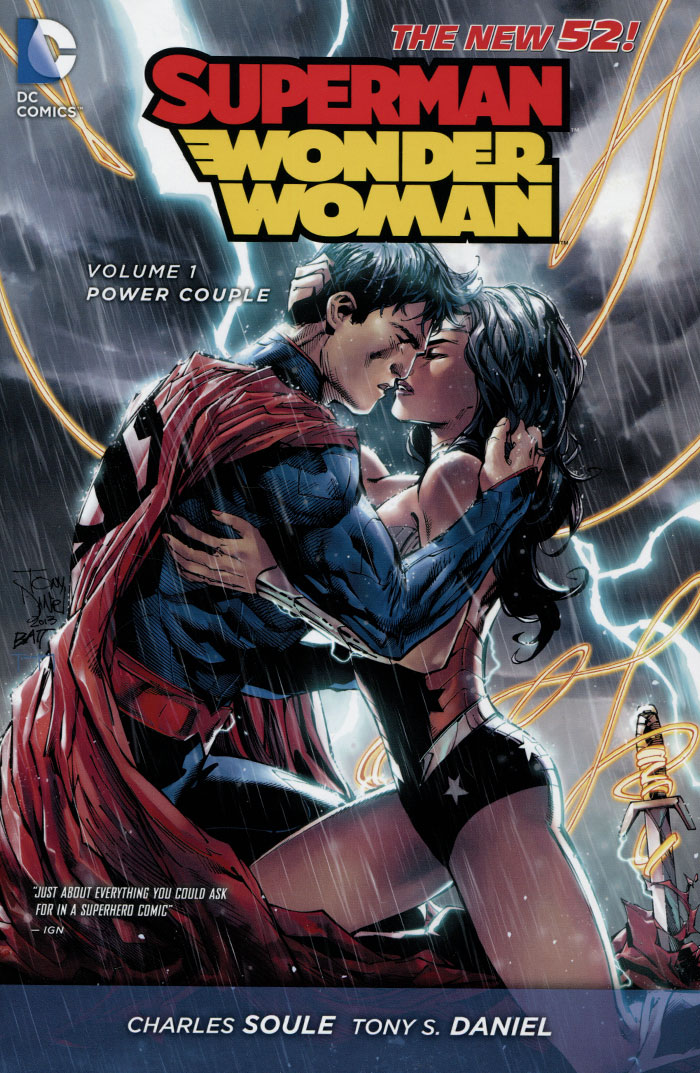 Superman/Wonder Woman: Volume 1: Power Couple
