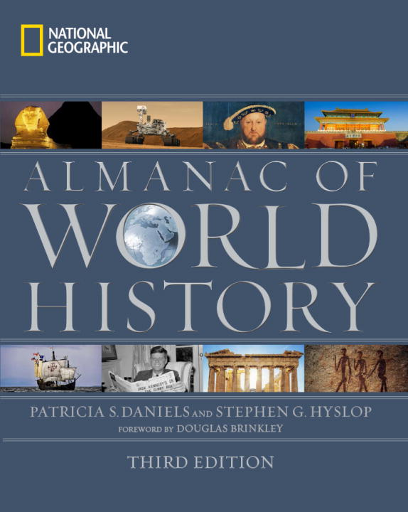 NGEO ALMANAC WORLD HISTORY 3RD ancient world world history