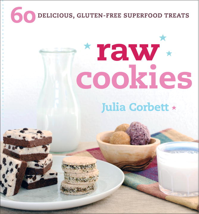 RAW COOKIES real raw food raw all day raw diet cookbook for the raw lifestyle