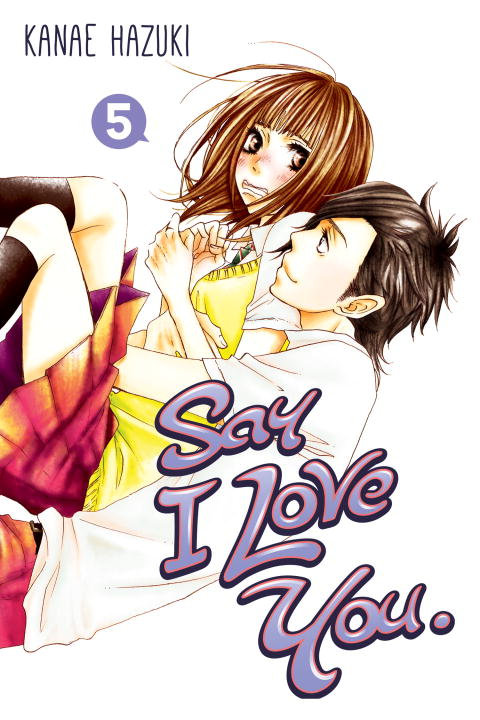 Say I Love You: Volume 5