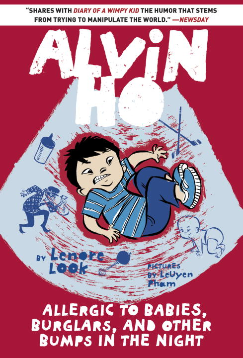 ALVIN HO: ALLERGIC TO BABIES alvin ho allergic to camping hiking and other natural disasters