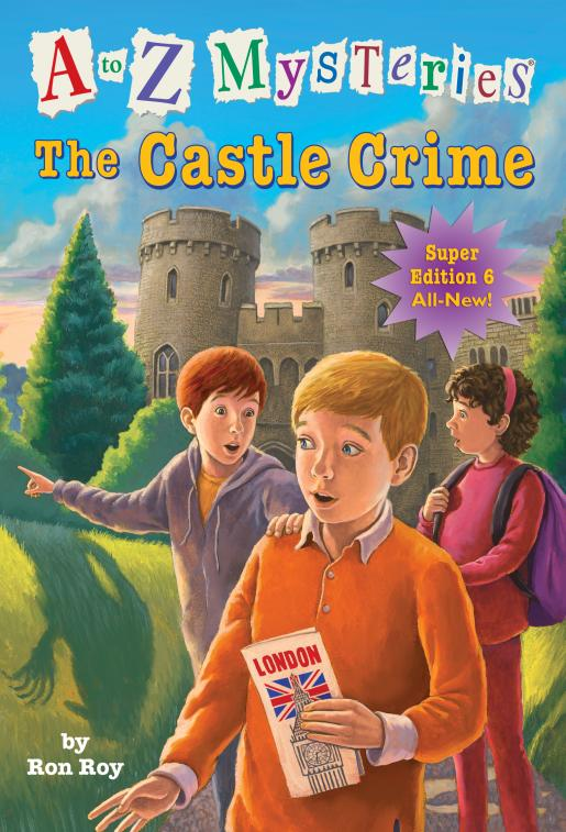 CASTLE CRIME, THE (ATOZSE#6)