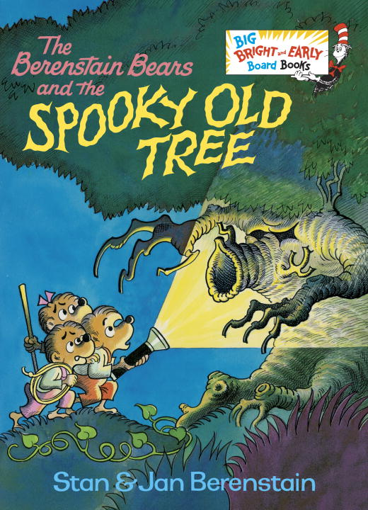 BBEARS/SPOOKY OLD TREE mr cookie baker board book edition