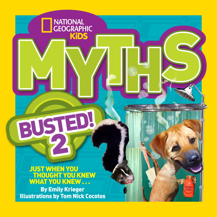 MYTHS BUSTED 2 after you