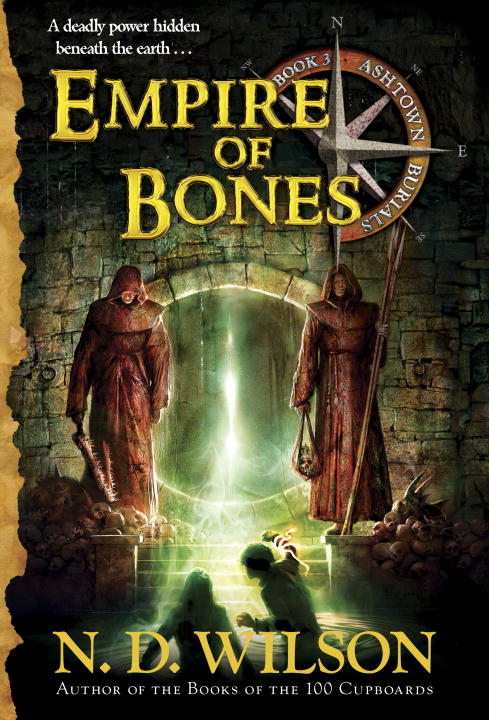 EMPIRE OF BONES (ASHB#3) knowing in our bones