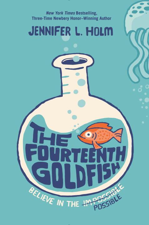 FOURTEENTH GOLDFISH, THE the 1 000 year old boy
