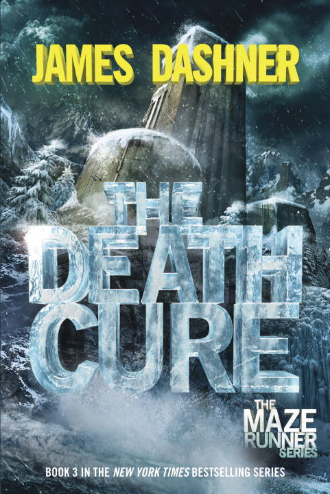 The Death Cure dashner j the scorch trials book 2