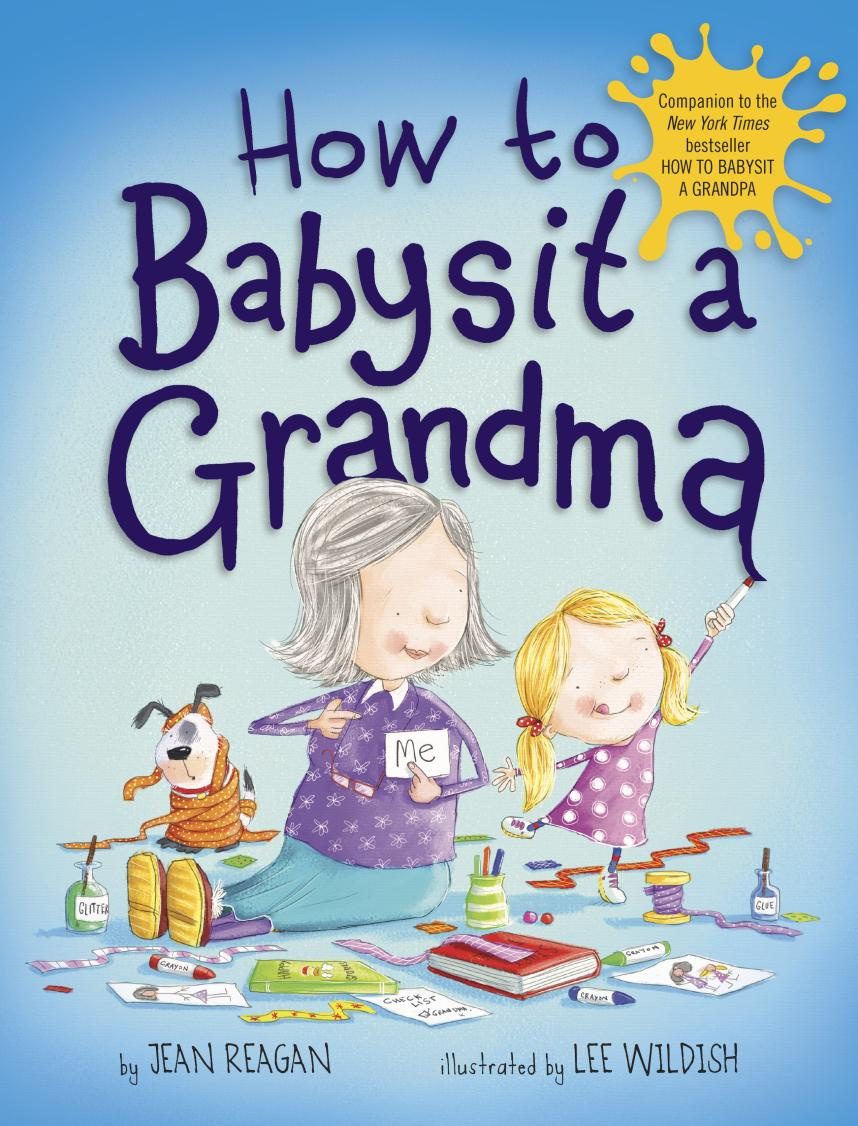 HOW TO BABYSIT A GRANDMA lucky stars 8 the sleepover wish