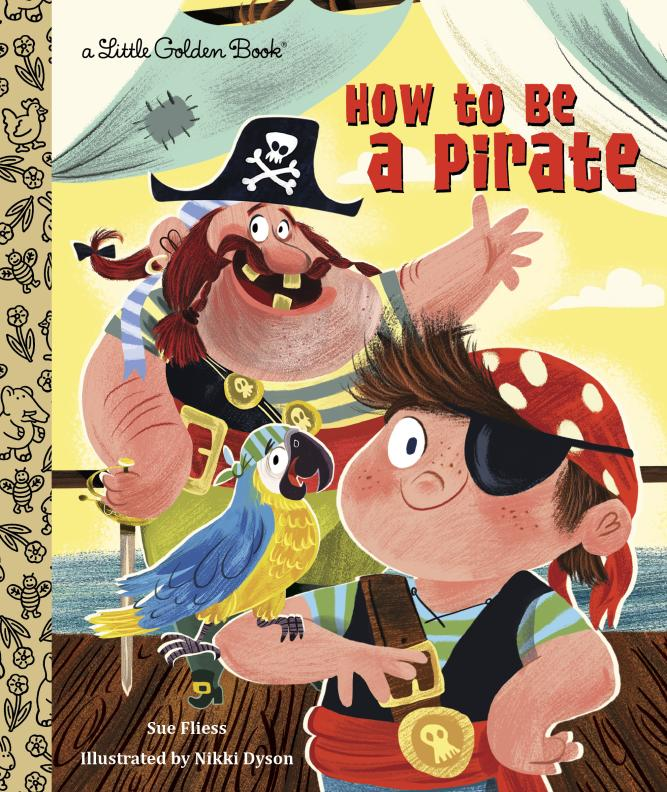 How to Be a Pirate how to be a young writer