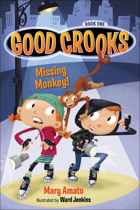 GOOD CROOKS BOOK ONE laugh out loud holiday jokes for kids