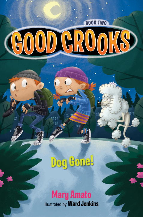 GOOD CROOKS BOOK TWO laugh out loud holiday jokes for kids