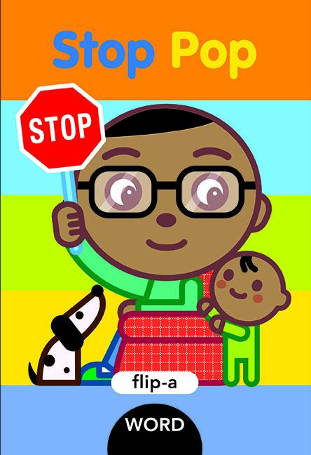 FLIP-A-WORD: STOP POP flip a word stop pop