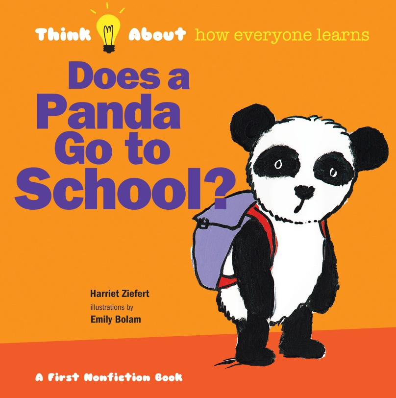 DOES A PANDA GO TO SCHOOL?