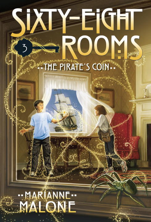 PIRATE'S COIN (SIXTY-EIGHT#3) ninteen sixth eight