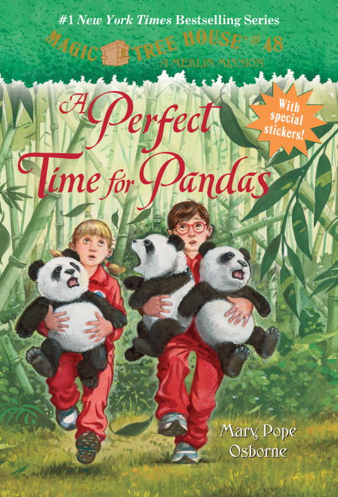 A Perfect Time for Pandas magic tree house 7 mammoth to the rescue