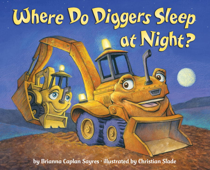 Where Do Diggers Sleep at Night? reccagni angelo l 7032 3