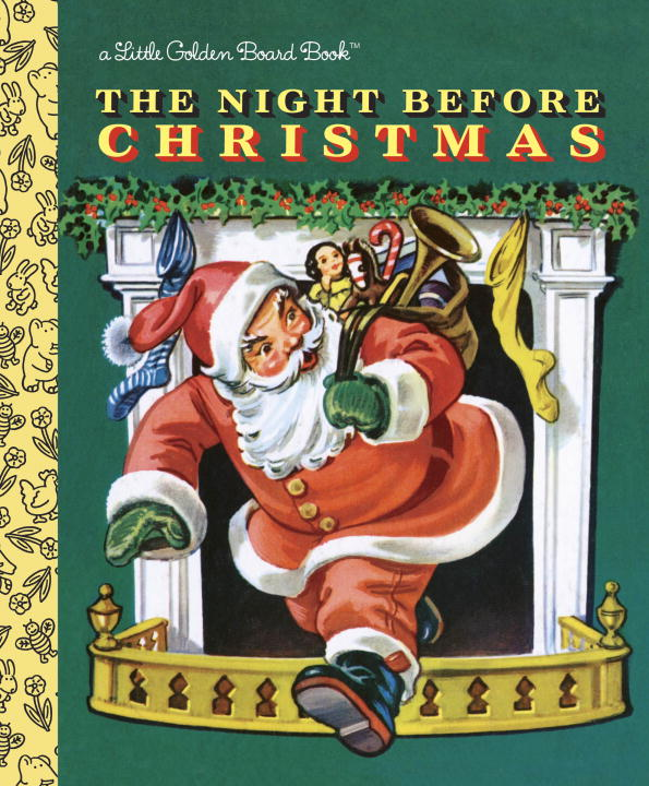 The Night before Christmas the little book of batman