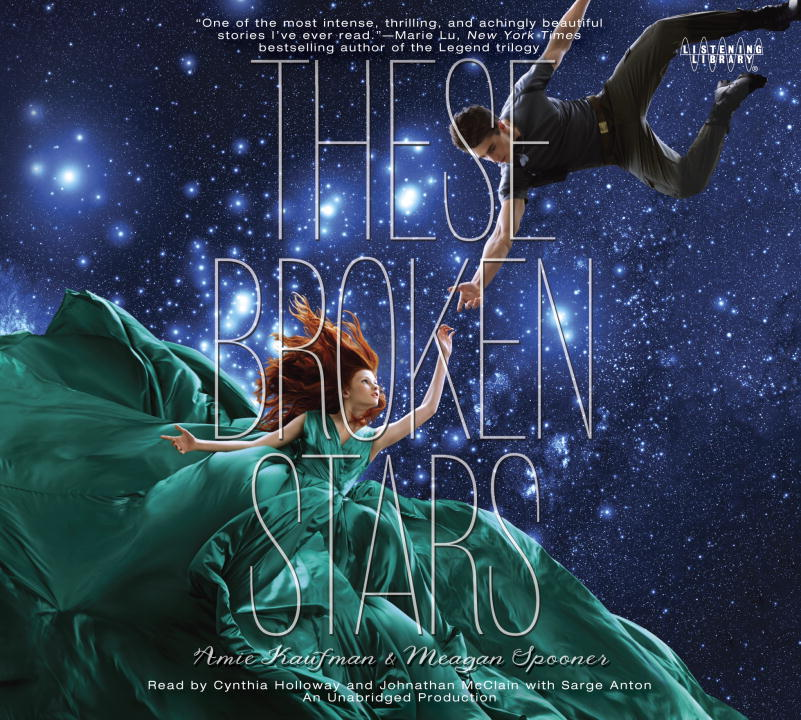 THESE BROKEN STARS (LIB)(CD) купить