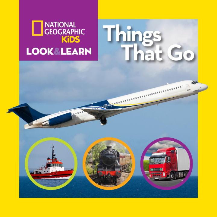 Купить LOOK & LEARN: THINGS THAT GO