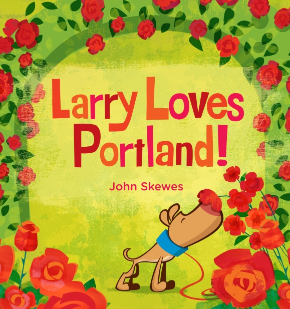LARRY LOVES PORTLAND! рюкзак portland
