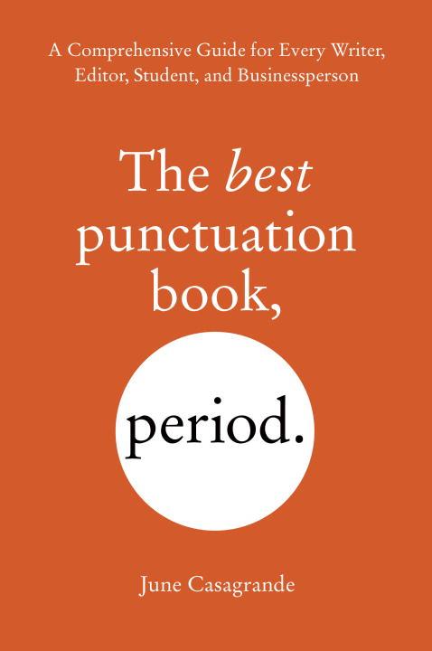 BEST PUNCTUATION BOOK, PERIOD punctuation interpretation chinese