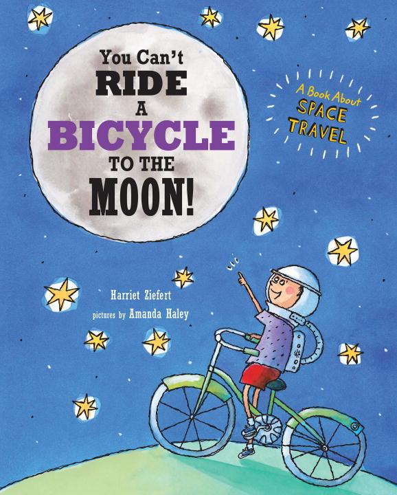 YOU CAN'T RIDE A BICYCLE MOON the moon is down