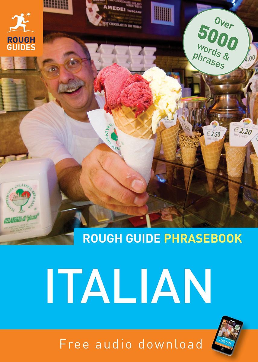 Rough Guide Phrasebook: Italian italian visual phrase book