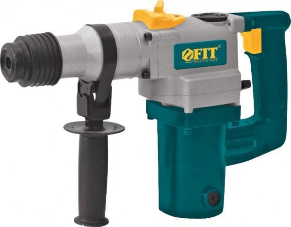 Перфоратор FIT 620Вт, патрон SDS+, переходник для патрона, доп. ключевой патрон 13мм